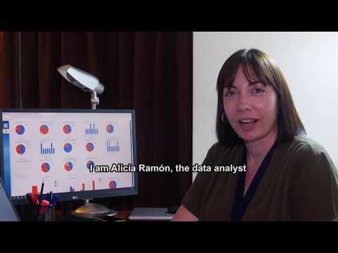MOE UE Perú 2020. Alicia Ramón, analista de datos