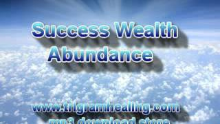 Hypnosis: Total Success, Abundance, Wealth, Positive Mindset.