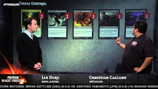 Pro Tour Magic Origins Deck Tech: Sultai Control with Christian Calcano