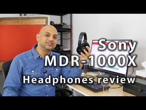 Sony MDR-1000X Headphone Review – Rtings.com
