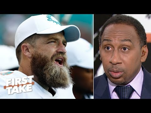The Dolphins might be the worst NFL team I've ever seen - Stephen A. | First Take
