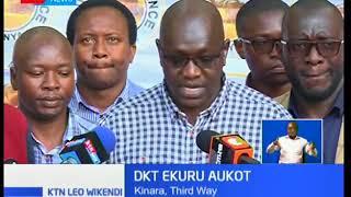 Dkt Ekuru Aukot ataka marekebisho ya katiba kufanywa