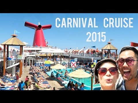 Carnival Cruise 2015 – Fun Video Tour and Review – Here's What to Expect (Travel Vlog)