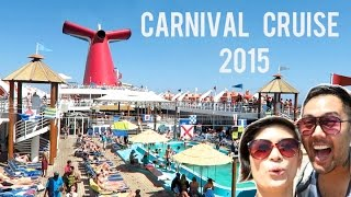 Carnival Cruise 2015 - Fun Video Tour and Review - Here's What to Expect (Travel Vlog)