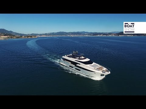 [ENG] FERRETTI YACHTS 920 – 4K Full Review – The Boat Show