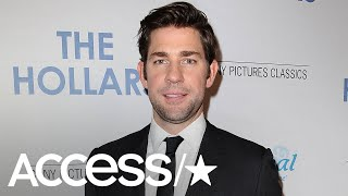 John Krasinski Reveals He Almost Died Saving A Woman From Drowning - Video Youtube
