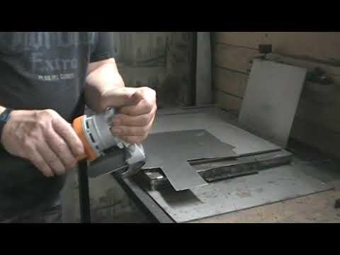 DIY : Ciseaux électrique pour couper la tôle …….. Kastepat