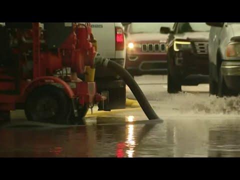 Detroit homeowners prepare for flood threat