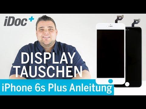 iPhone 6s Plus – Display wechseln iPhone Reparatur Anleitung