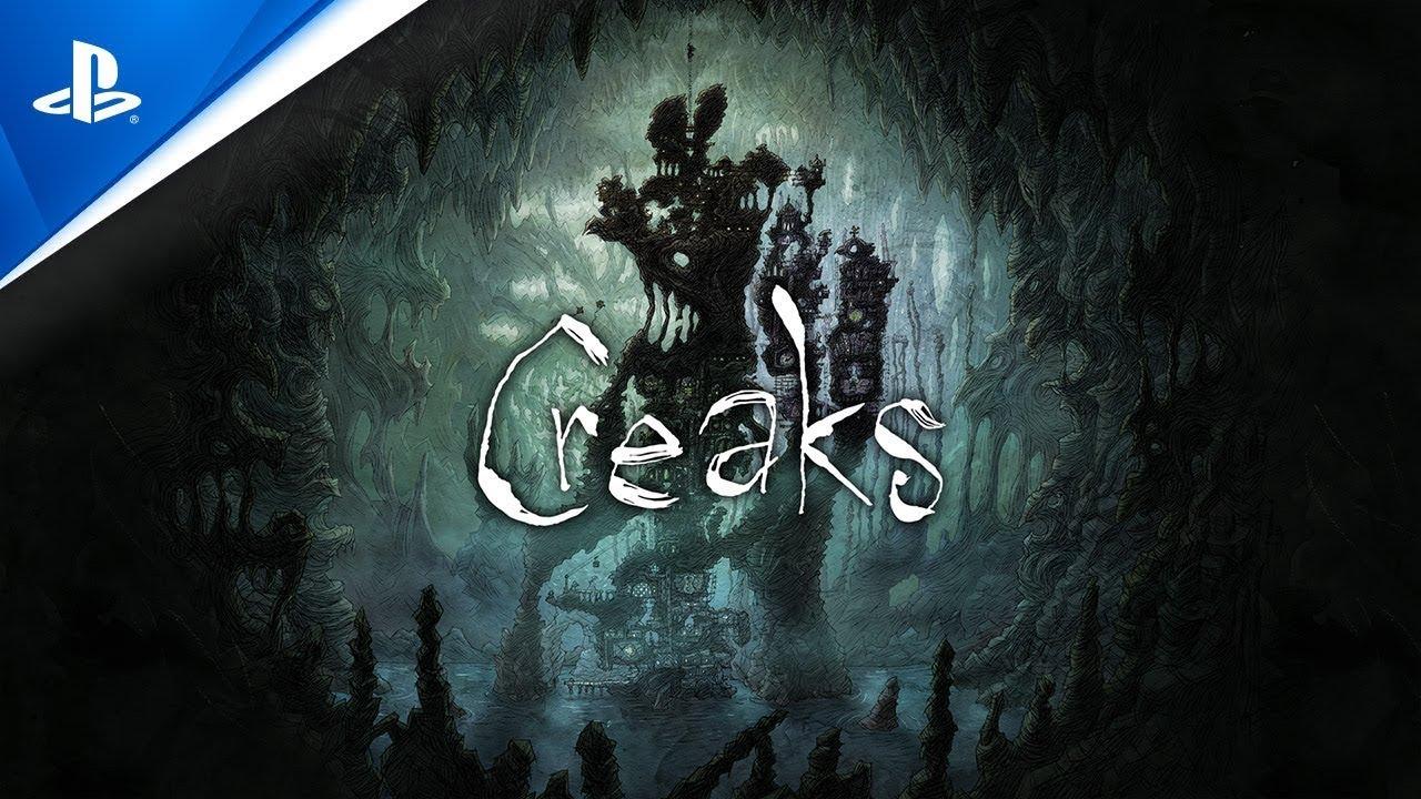 Explorez l'ambiguïté dans Creaks, disponible cet été sur PS4
