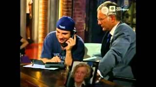 Bloodhound Gang  Interview <b>Jimmy Pop</b> + Sketch Mamas Boy Harold Schmidt Show Germany 2000
