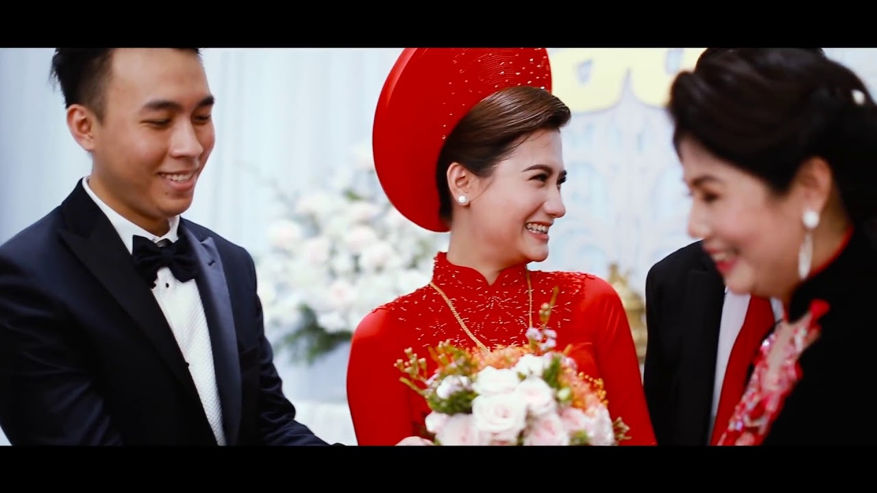Phóng sự cưới Minh Tuấn & Thu Phương