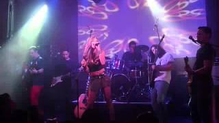 Anna Carina - Respirar & Marcelo Motta ( Tour AnnaCarinaPop HD )