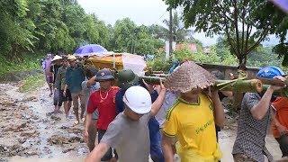 Mới nhất│Lũ quét tại Lang Chánh, 2 người thiệt mạng, 2 người mất tích
