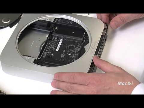 Power für Ihren Mac mini: SSD als zweites Laufwerk, RAM-Upgrade