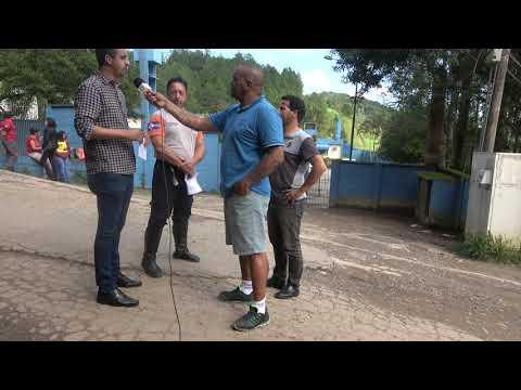 Defesa Civil de Juquitiba fala sobre a Represa do Calazan