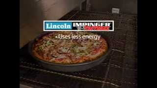 Lincoln Impingement Conveyor Oven – with FastBake™ Technology
