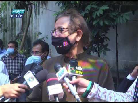 খোন্দকার ইব্রাহিম খালেদকে শ্রদ্ধা | ETV News