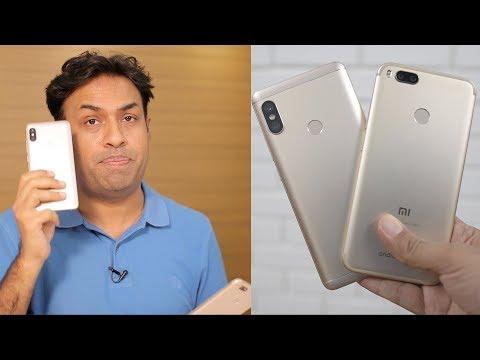 Redmi Note 5 Pro Camera Vs Xiaomi Mi A1 Comparison