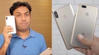Xiaomi Redmi Note 5 Pro Camera Vs Xiaomi Mi A1 (Mi 5X) Comparison