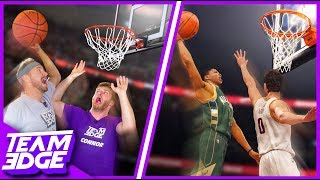 NBA 2K18 In Real Life Challenge!