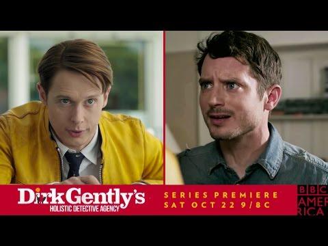 Dirk Gently's Holistic Detective Agency Season 1 (Teaser)