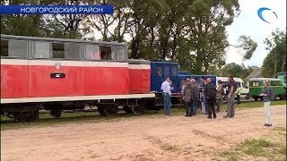 Сотрудники Музея Тёсовской узкоколейной железной дороги рассказали о новых экспонатах