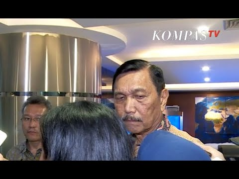 Menteri Luhut Bela Ahok Jadi Pimpinan Perusahaan BUMN
