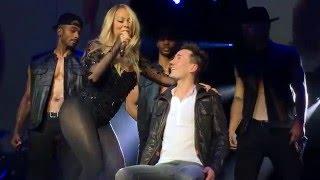 Mariah Carey - Touch My Body & Medley (Leeds 17/03/16)