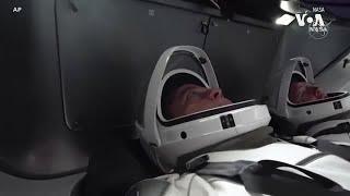 美國宇航員將首次搭乘民間飛行器重返太空