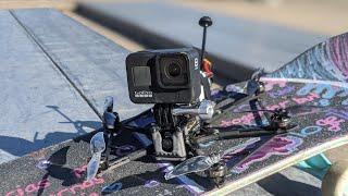 Let's Crash the Skate Park - Flywoo HEXplorer | FPV Freestyle