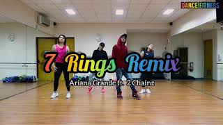 Ariana Grande - 7 rings remix (feat 2 Chainz) DANCE || FITNESS || ZUMBA || At PHKT Balikpapan