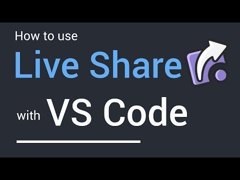 VS Code Live Share   Code Collaboration