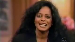 Diana Ross 1994 Good Morning America Interview on Out of Darkness