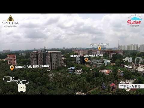 Skyline Spectra at Mavelipuram