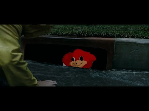 The IT Trailer But With Ugandan Knuckles Instead