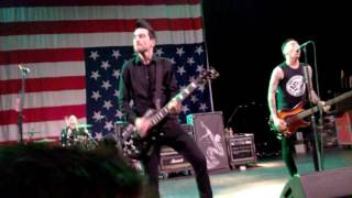 Anti-Flag - Summer Squatter Go Home LIVE in San Antonio, TX 2/2/17