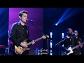 John Mayer Performs 'Moving On and Getting Over'!