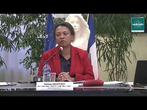 Conseil municipal – Ville de Vaulx-en-Velin – lundi 29 avril 2019