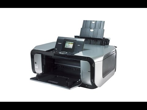 Разбираю МФУ Canon Pixma MP610