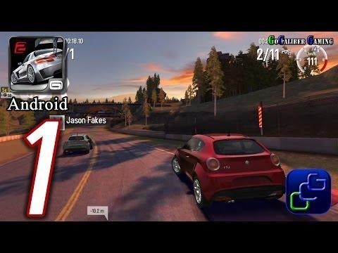 GT Racing 2: The Real Car Exp. Android Walkthrough - Gameplay Part 1 - Campaign: Alfa Rimeo Mito