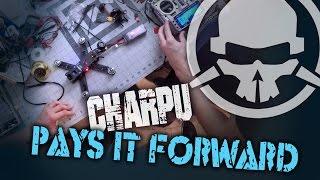 Charpu Pays It Forward
