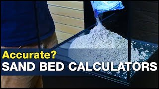 BRStv Investigates - How Reliable Are Sand Bed Calculators?