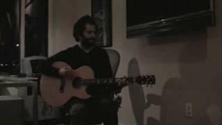 Chris Velan performing Sweet Mary in Austin, TX