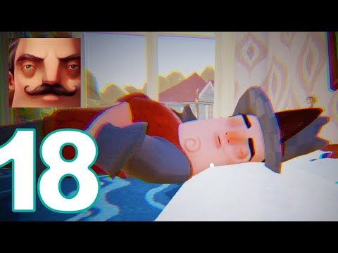 Hello Neighbor - My New Neighbor Cowboy Act 1 Gameplay
