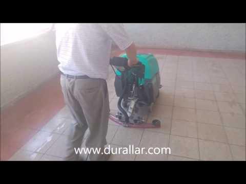 Okul Koridor Yıkama Makinası- Okul Temizlik Makinası Durclean Hyc45