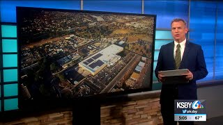 Santa Barbara-based Direct Relief and Tesla build microgrid to keep power