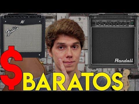 7 Amplificadores BARATOS Que NO SON BASURA! Para Guitarra Eléctrica Obvio