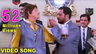 Pile Pile O More Raja   Tirangaa   Raj Kumar, Nana Patekar   Mohammed Aziz, Sudesh   Hindi Song   Nv