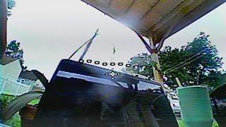 Betafpv Meteor65 backyard session (6 batteries)